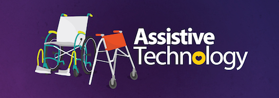 Image for subtitle: Assistive Technology