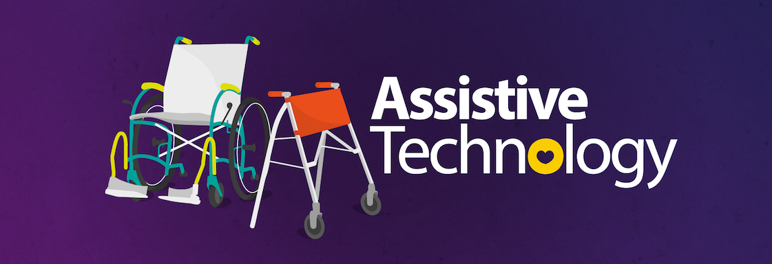 Title Image: Assistive Technology