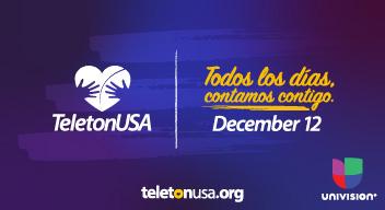 TeletonUSA Todos Los Días December 12