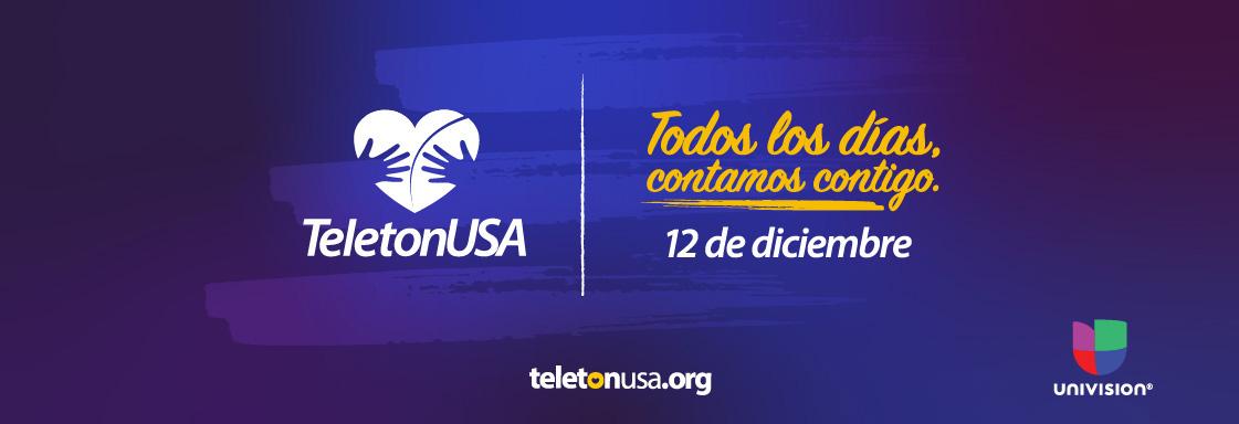 Imagen: Logo Evento TeletonUSA 2020