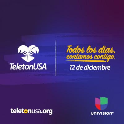 Logo Evento TeletonUSA 2020