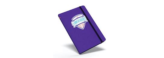 I am a Hero notebook