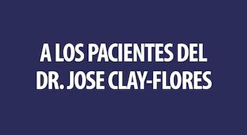 Dr. Jose Clay-Flores